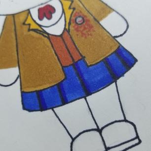 Yukiko Colored